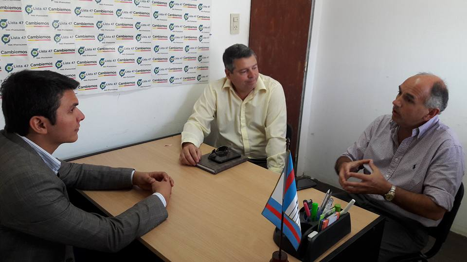 Rechazamos la suspensión del intendente Guillermo Osnaghi